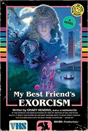 my best friend's exorcism
